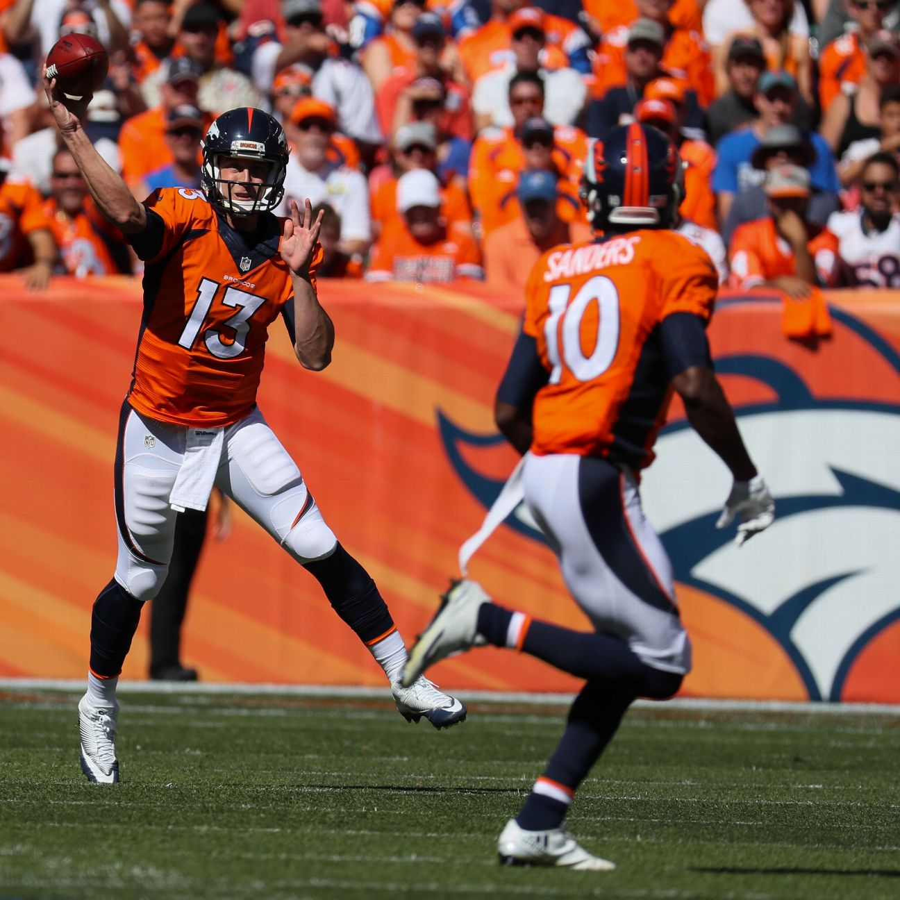 Denver Broncos Depth Chart: Broncos Would Like More Consistency From 3 WR Sets