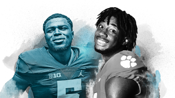 Jabrill Peppers and Mike Williams
