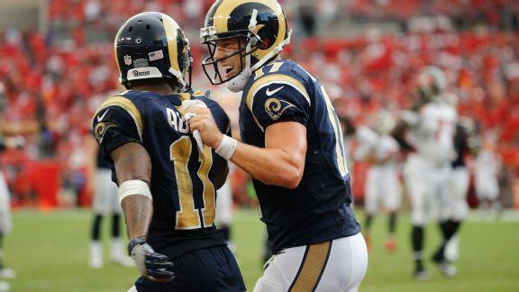 NFL Jersey's Men's Los Angeles Rams Case Keenum Pro Line Navy Big & Tall Team Color Jersey