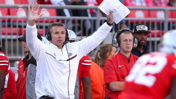 Ohio State's Urban Meyer