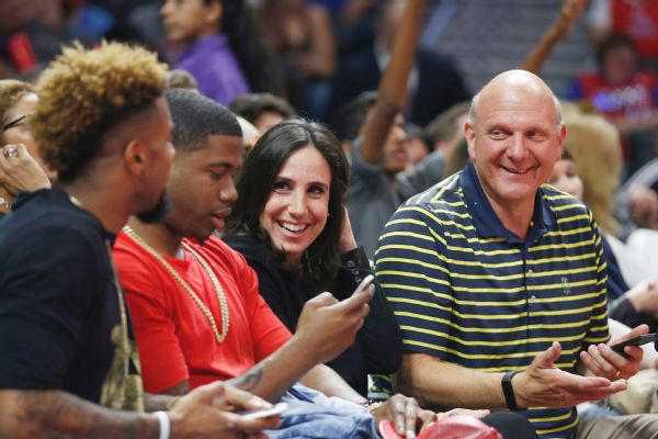 Though Ballmer came to the Clippers from Microsoft, he wanted to innovate the game technologically to appeal to more fans. This is where Zucker has helped step in.
