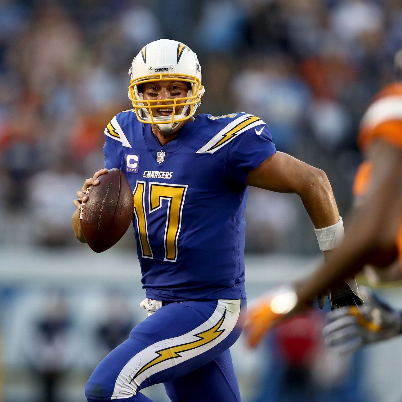 Chargers Qb Philip Rivers Denver Is Going To Be A Heck