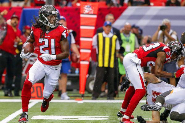 Atlanta Falcons place CB Desmond Trufant on injured reserve