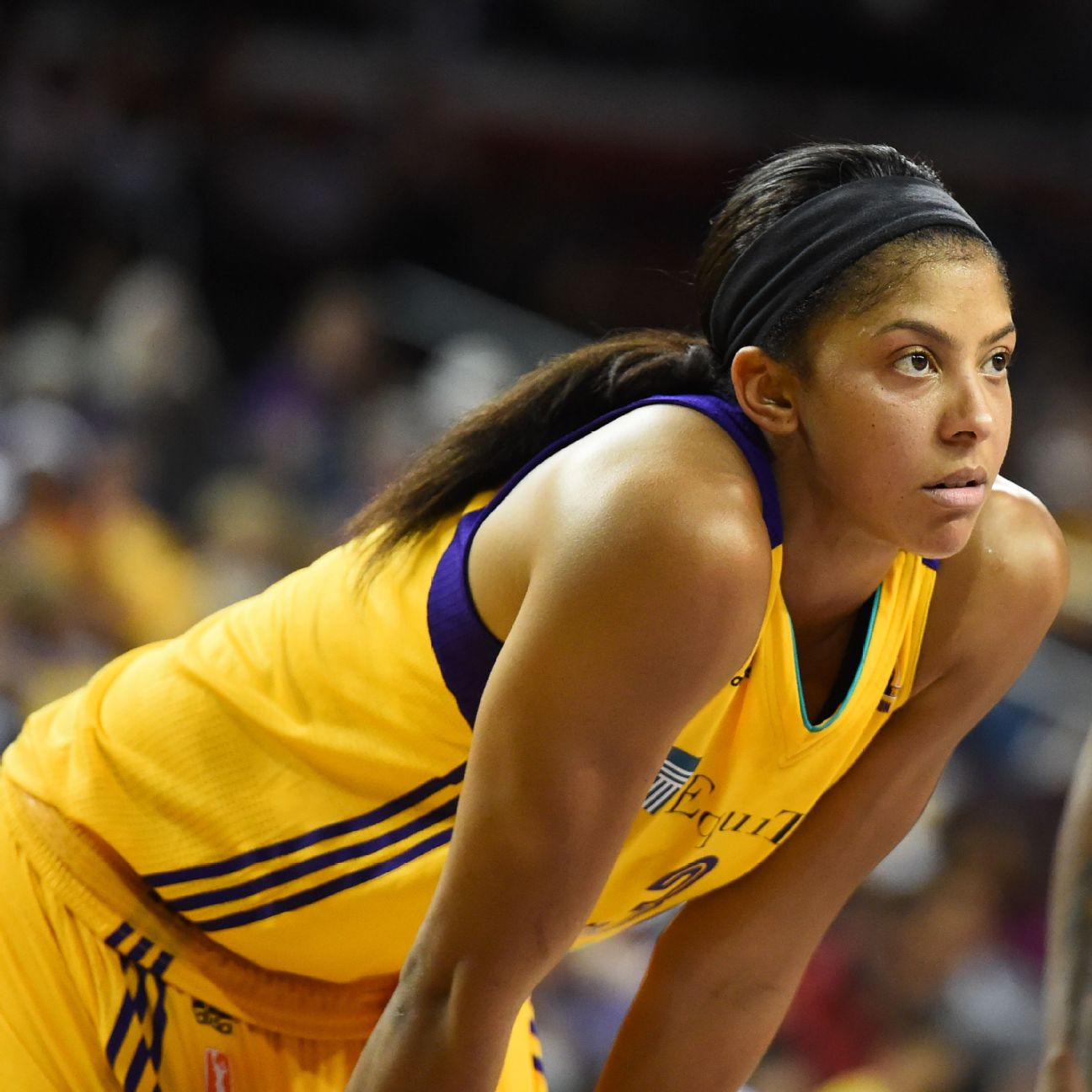 Candace Parker, Los Angeles Sparks get WNBA rings after ... Candace Parker