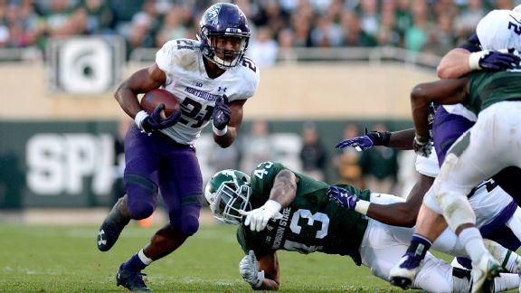 Northwestern's Justin Jackson