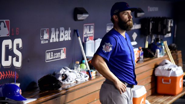 Follow live: Arrieta puts Cubs in position to win Game 2