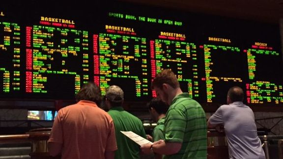 Bettors will have many other options outside Las Vegas if sports betting is legalized in the U.S.