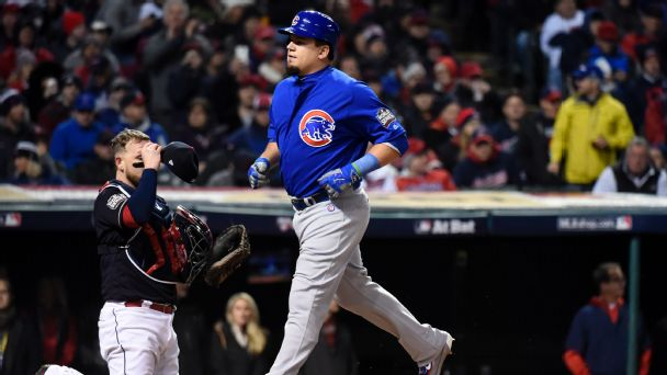 Kyle Schwarber (World Series Game 2)