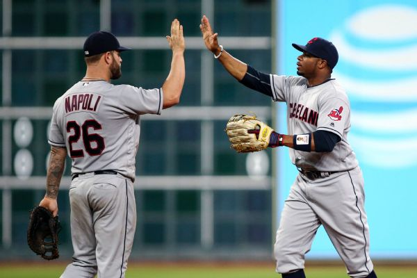 Indians do not make qualifying offers to Napoli, Davis