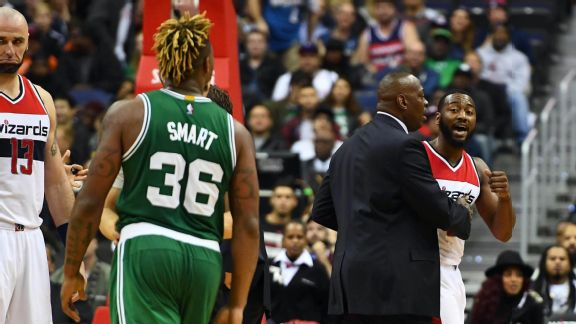 How Celtics-Wizards became the NBA's most unexpected rivalry