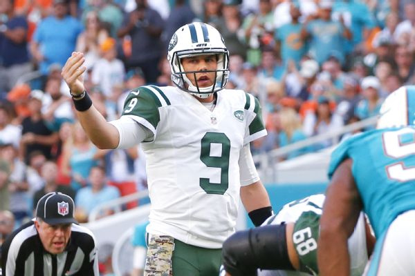 Bryce Petty leads 99-yard TD drive in first National Football League start