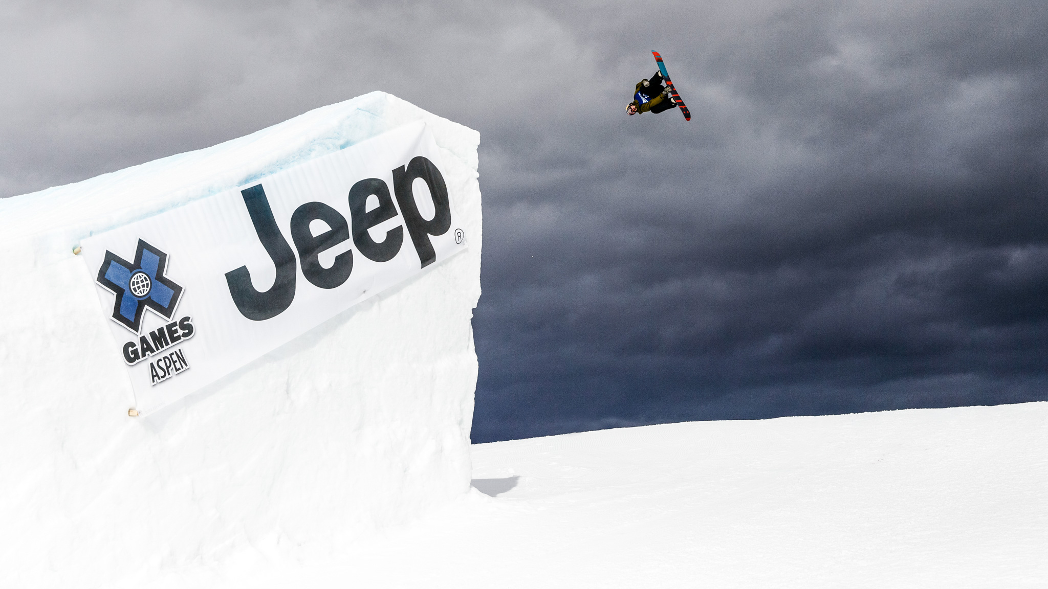 Men's Snowboard Slopestyle