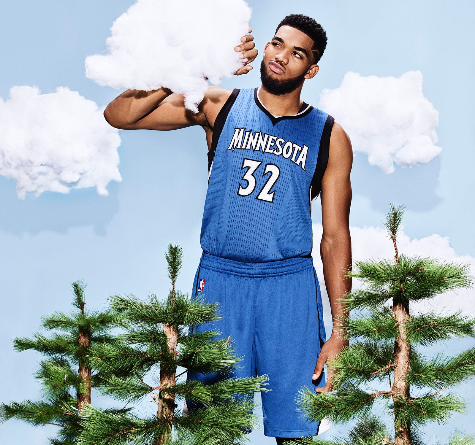Minnesota Timberwolves Karl-Anthony Towns is the face of the NBA s big man  revolution c4c092ae4