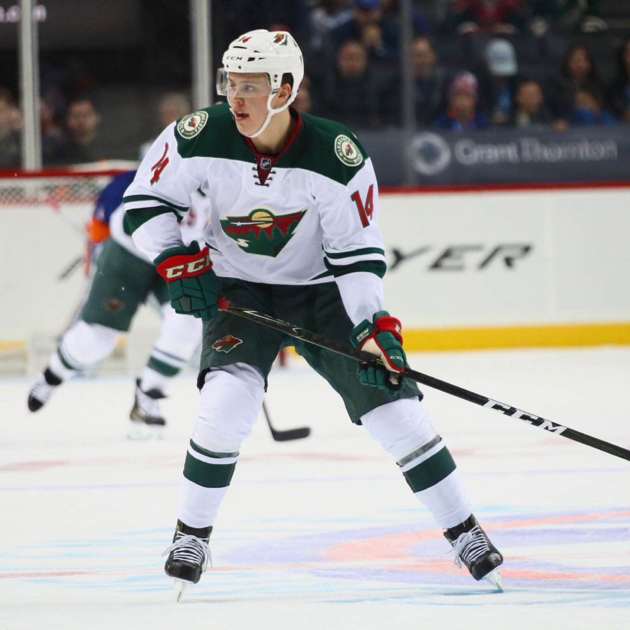 Wild Ship Rookie To Sweden, Delay Free Agency