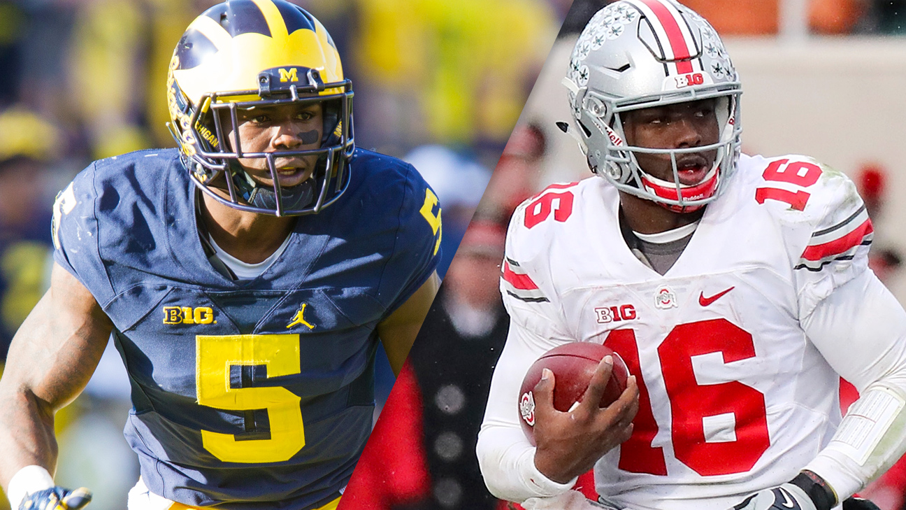 playoff football rivalry week college football