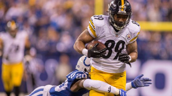 Ladarius Green deep threat, Ladarius Green, Steelers vs. Colts, Steelers Colts Thanksgiving 2016