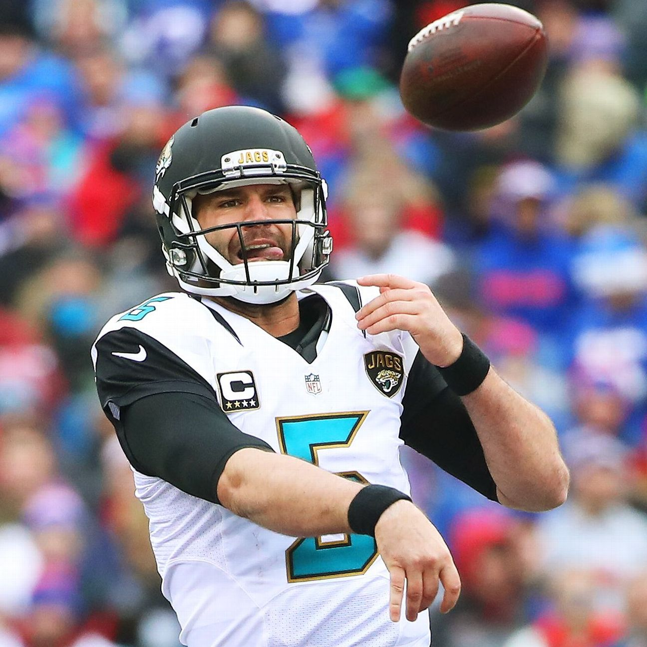 Encouraging signs from Blake Bortles in Jacksonville ...