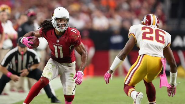 Larry Fitzgerald and Bashaud Breeland