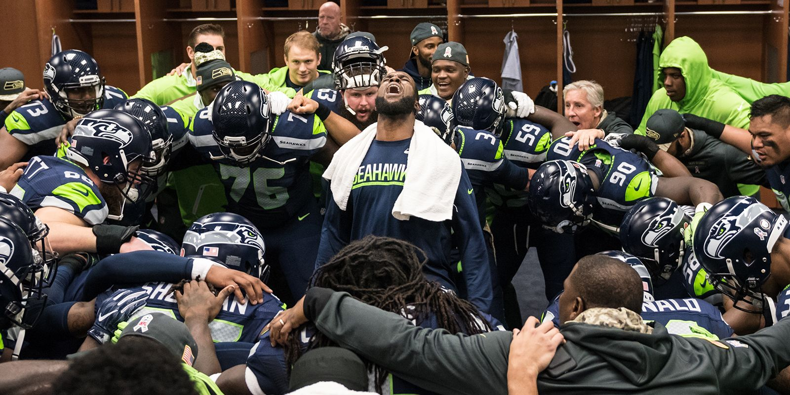 How Kam Chancellor became the soul of the Seattle Seahawks