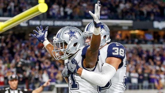 Byron Jones, Jeff Heath