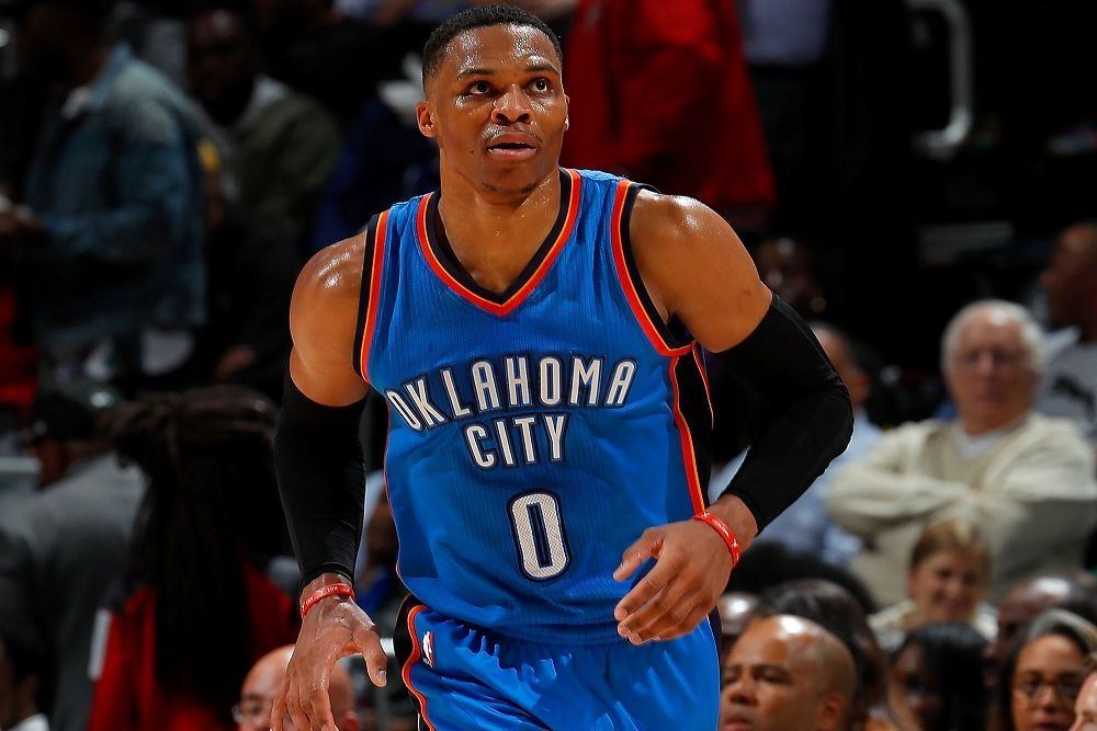 Russell Westbrook Triple Double Tally No 11 on oscar robertson stats