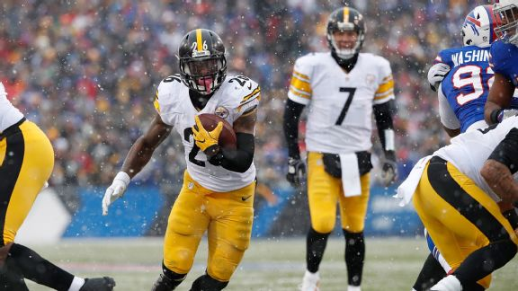 Le'Veon Bell (vs. Bills)