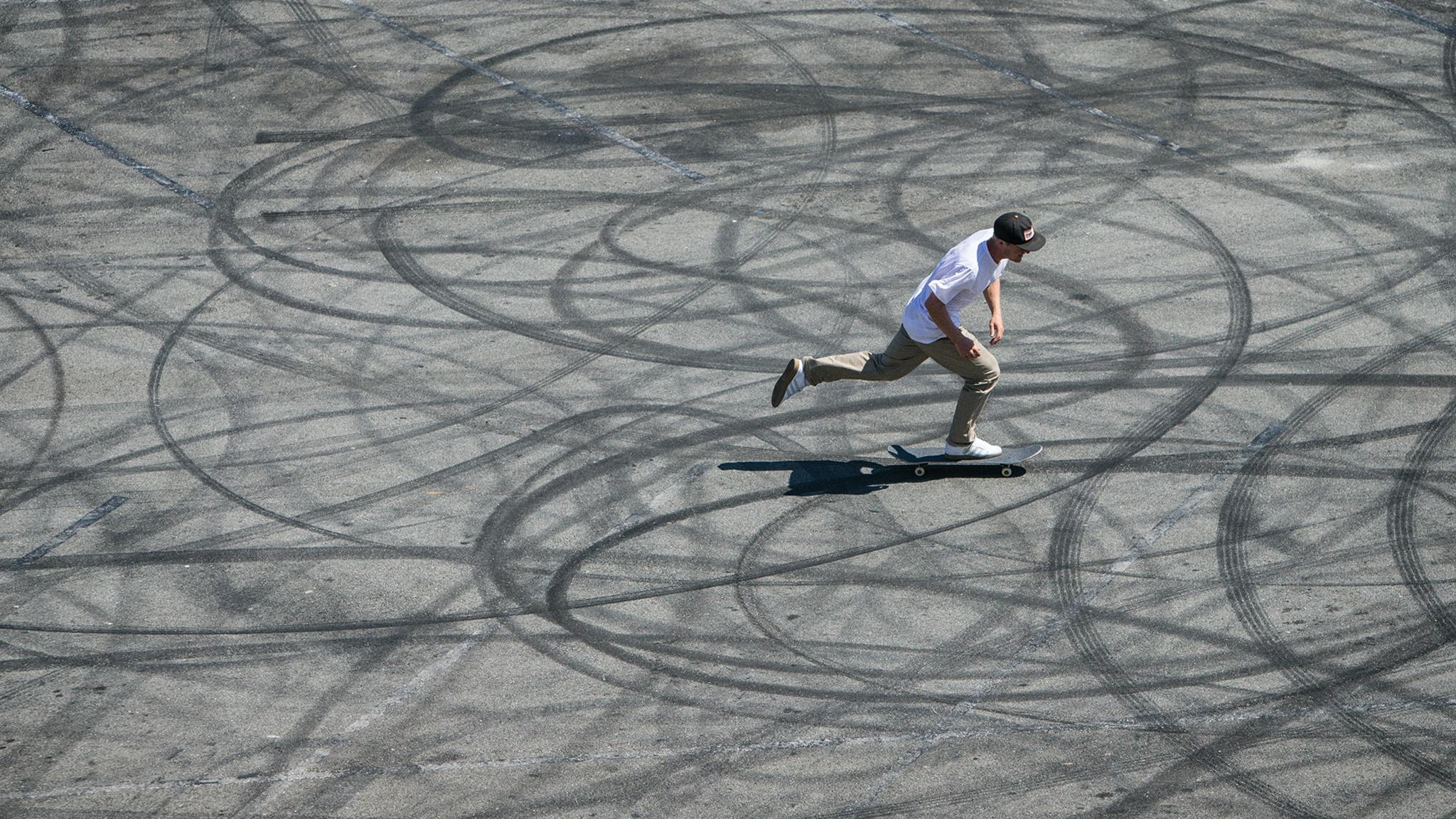The Year In Skateboarding
