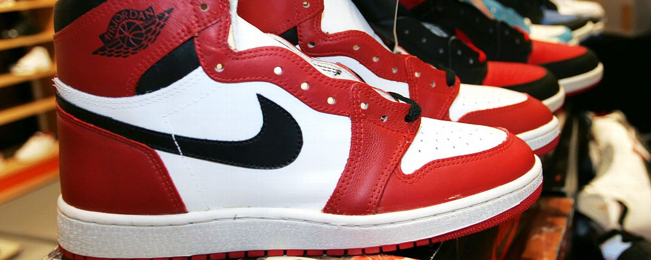 Washington: MJ changed the game when he first took flight in Air Jordan 1s