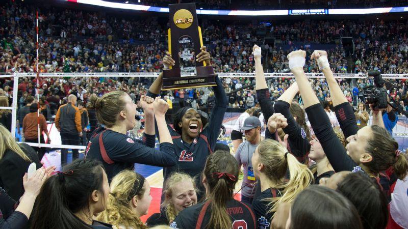 NCAA Women's Volleyball on espnW