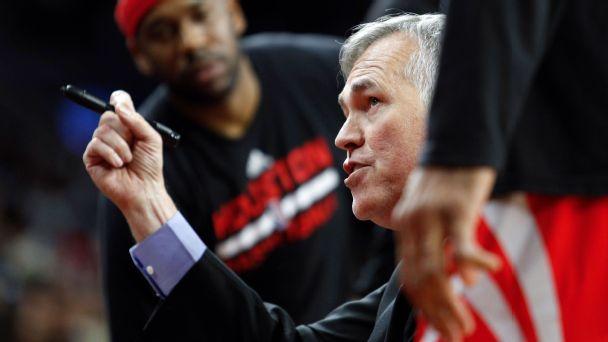 Mike D'Antoni on his Rockets resurgence, James Harden's big move