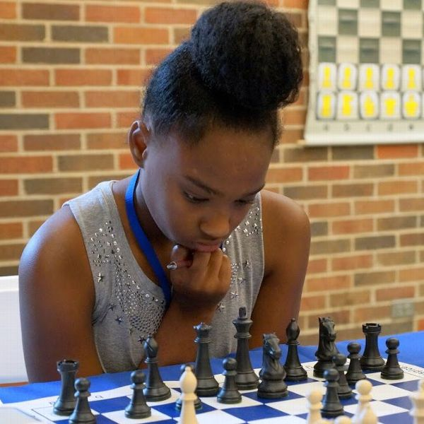 There's still a huge discrepancy, Polgar said of the number of girls and boys competing in chess. We're working on it. These type of social changes take time.