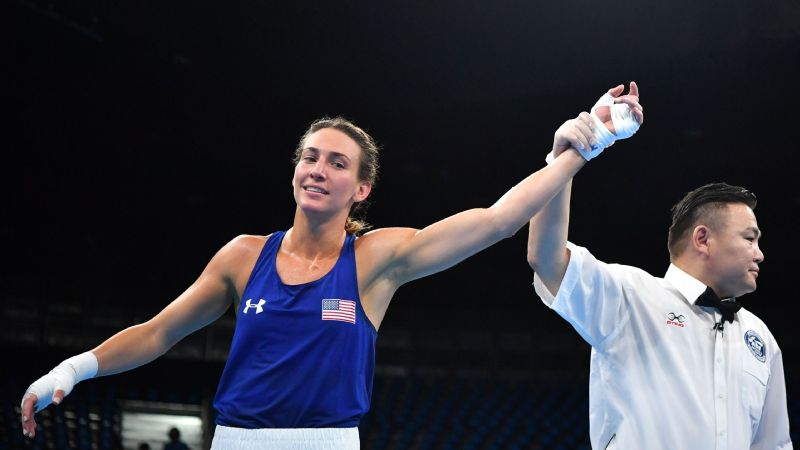 Team USA Olympic boxer Mikaela Mayer was asked to come spar with Ronda Rousey as she prepared for her return to the Octagon.