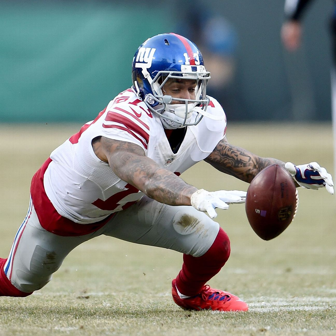 Jason Pierre Paul Signs One Year Deal With Giants: Eli Manning Says New York Giants Teammate Odell Beckham Jr