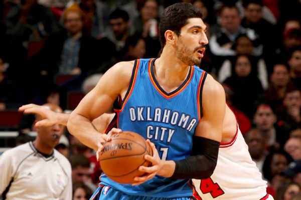 enes kanter stats  news  videos  highlights  pictures  bio
