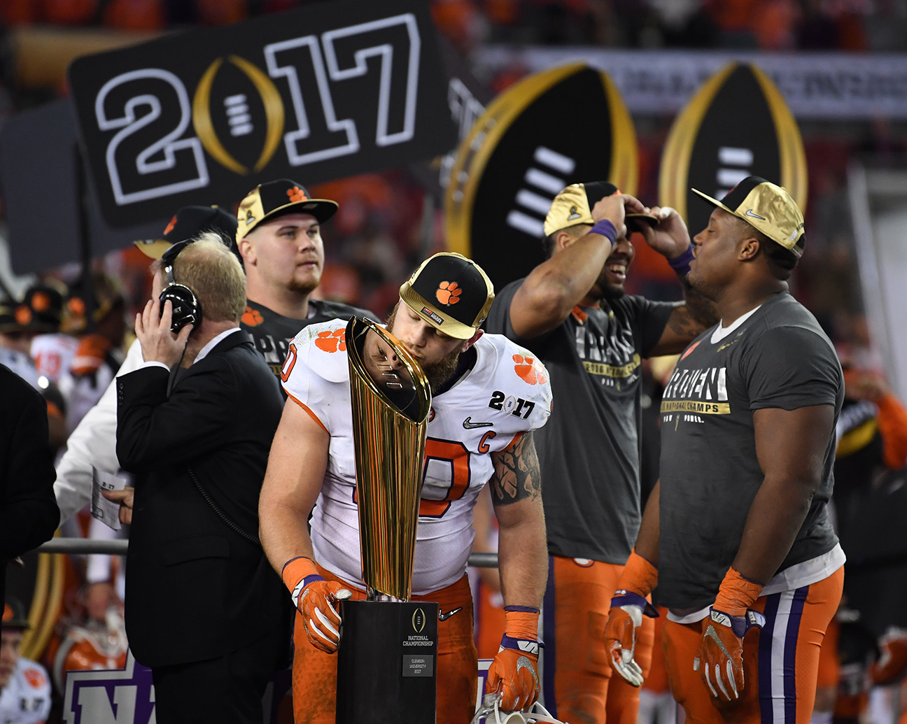 Cfp National Championship Alabama Clemson