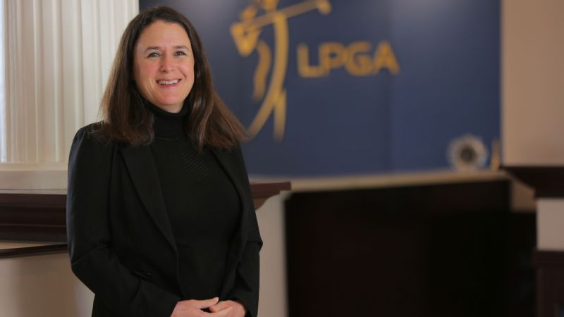 Heather Daly-Donofrio serves as the LPGA's chief communications and tour operations officer, helping get players acclimated to the LPGA Tour and growing the sport worldwide.
