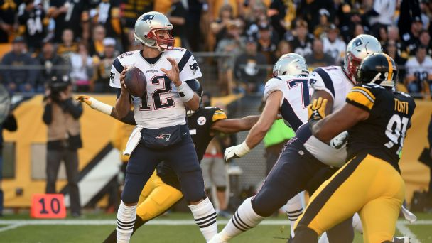 Tom Brady (vs. Steelers)