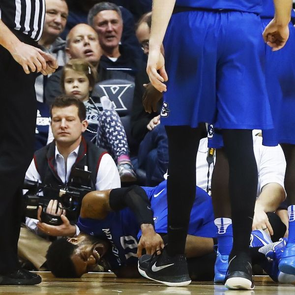 Maurice Watson Jr., Creighton's best player, ends career with torn ACL