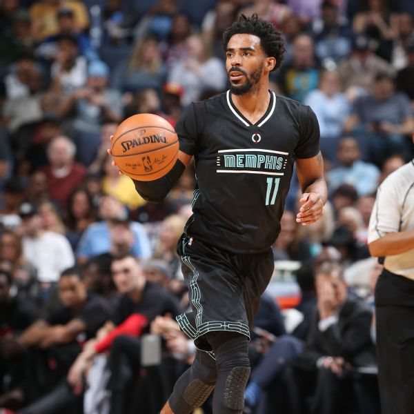 Mike Conley Stats, News, Videos, Highlights, Pictures, Bio
