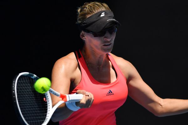 'Pure ecstasy' for tearful Lucic-Baroni