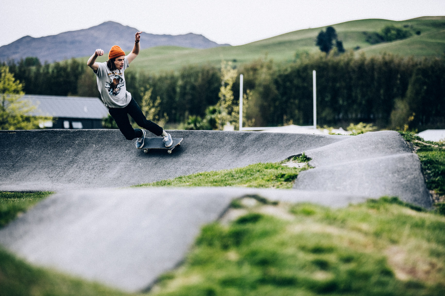 Jordan Lovelis, New Zealand