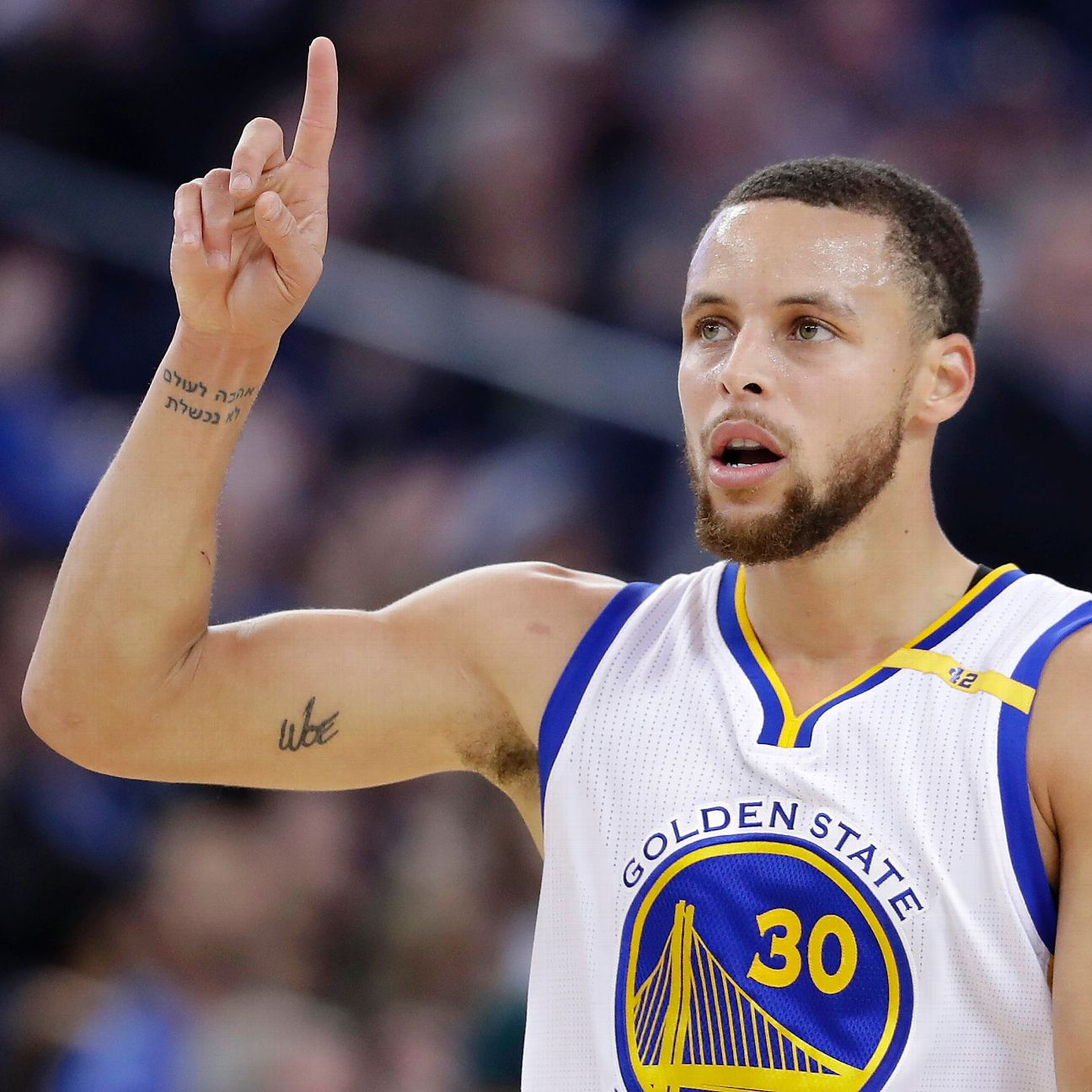 Warriors Record Without Stephen Curry 2017: Stephen Curry Gets Hot Early And Often For Golden State