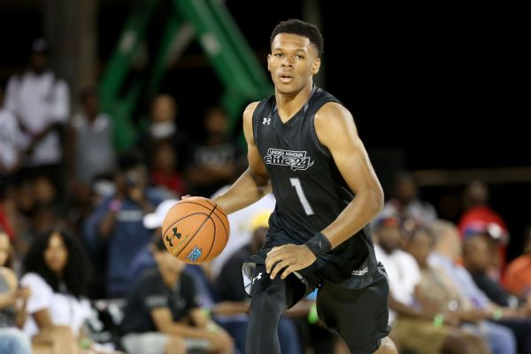 Five-star point guard Trevon Duval commits to Duke