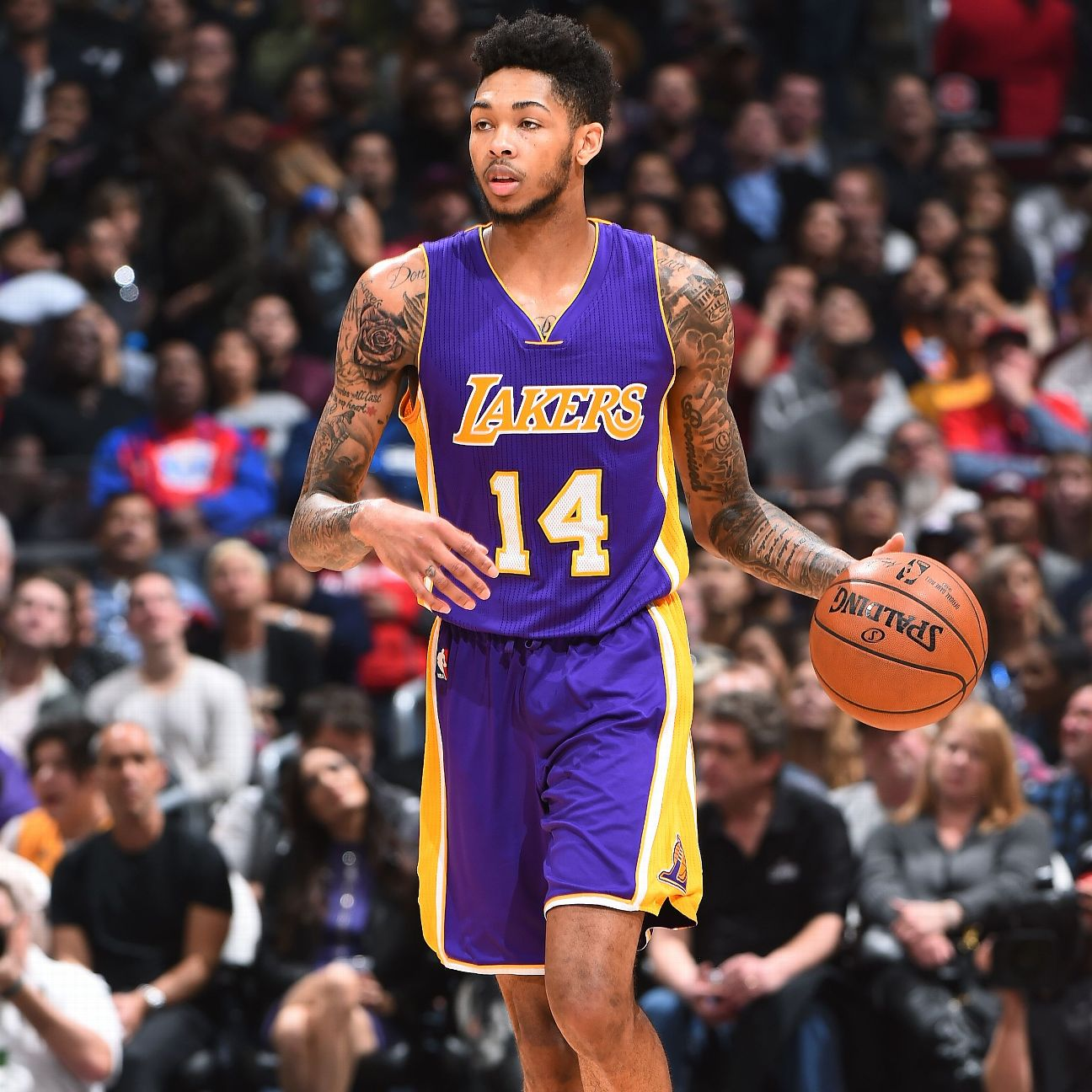 Magic Johnson Considers Brandon Ingram To Be Untouchable