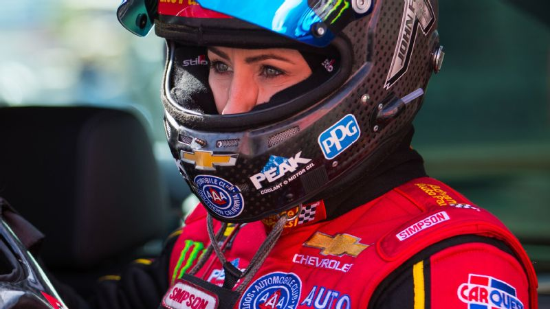 Courtney Force (funny car driver)