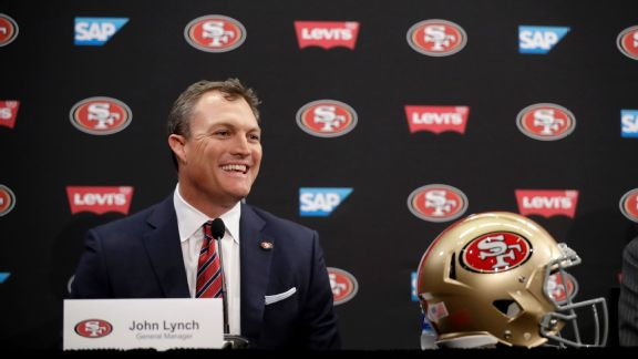 Craving for competition drove John Lynch from booth to GM role