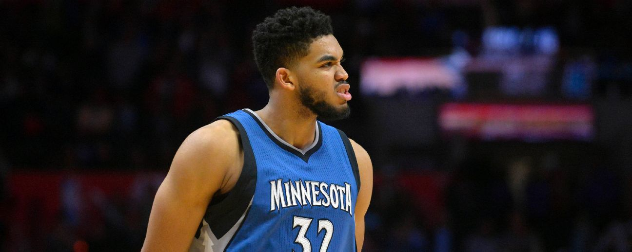 Karl-Anthony Towns refuses to wait his turn to be an NBA star ...