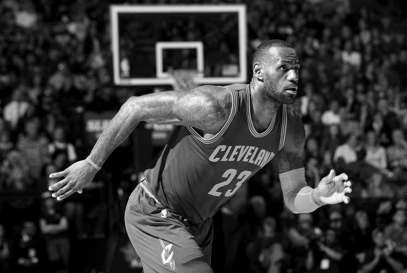 00acd82df7b Howard Bryant explains why LeBron James is the signature socially conscious  athlete of his generation. Ezra Shaw Getty Images