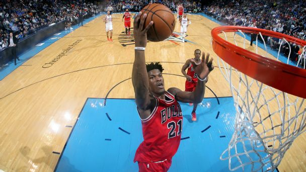Jimmy Butler (vs. Thunder)