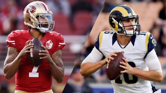 Barnwell's 5 NFC West moves: Kick-starting 49ers, Rams rebuild